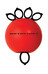 Metolius - Grip Saver Plus Training Device regular - rouge